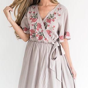 fc371166a59 JessaKae Dresses - JessaKae Rosebuds   Romance Maxi